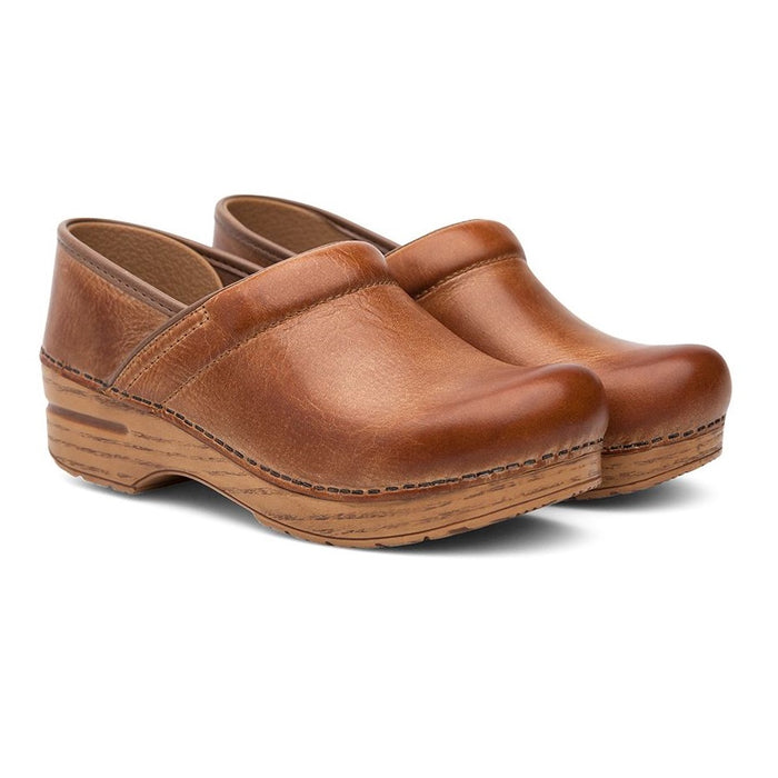 Women's Dansko Professional - Honey Distressed