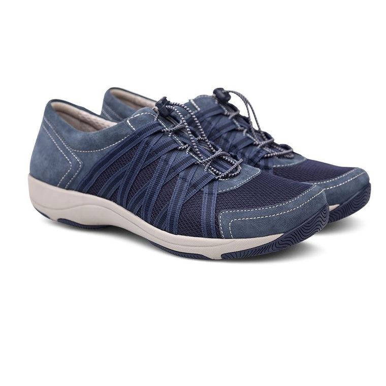 Women's Dansko Honor - Blue Suede