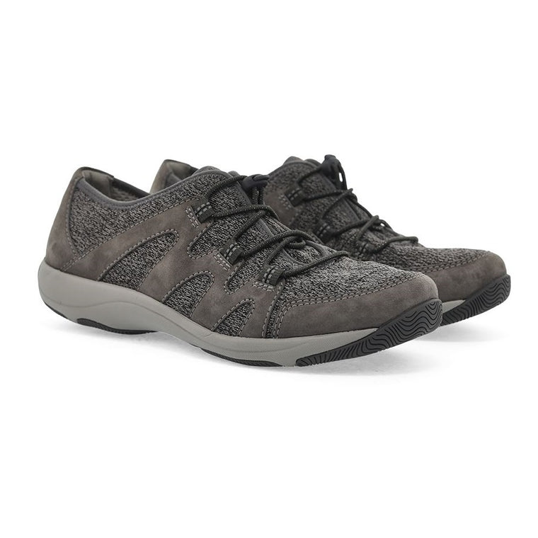 Women's Dansko Holland - Charcoal Suede