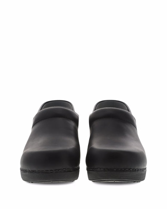 Dansko Women's XP 2.0 Clog - Black Waterproof Pull Up