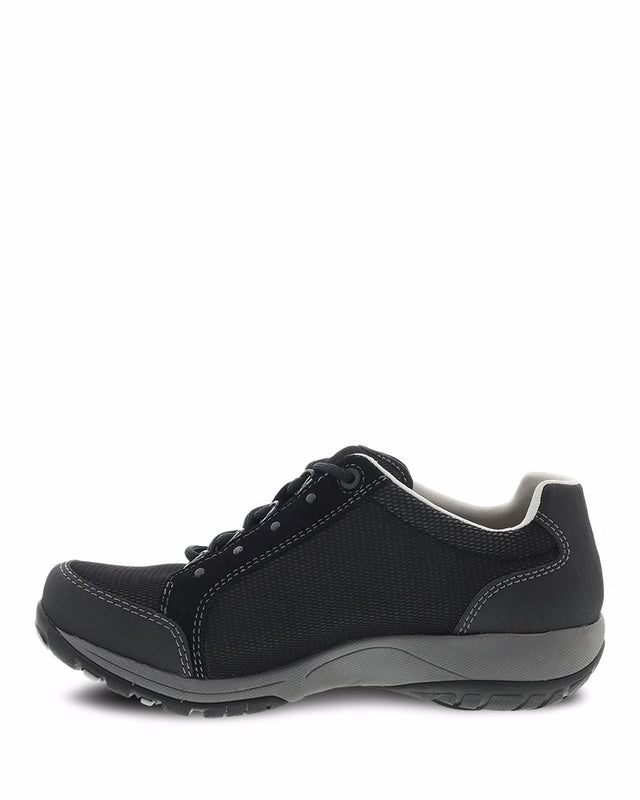 Women's Dansko Peggy - Black Suede