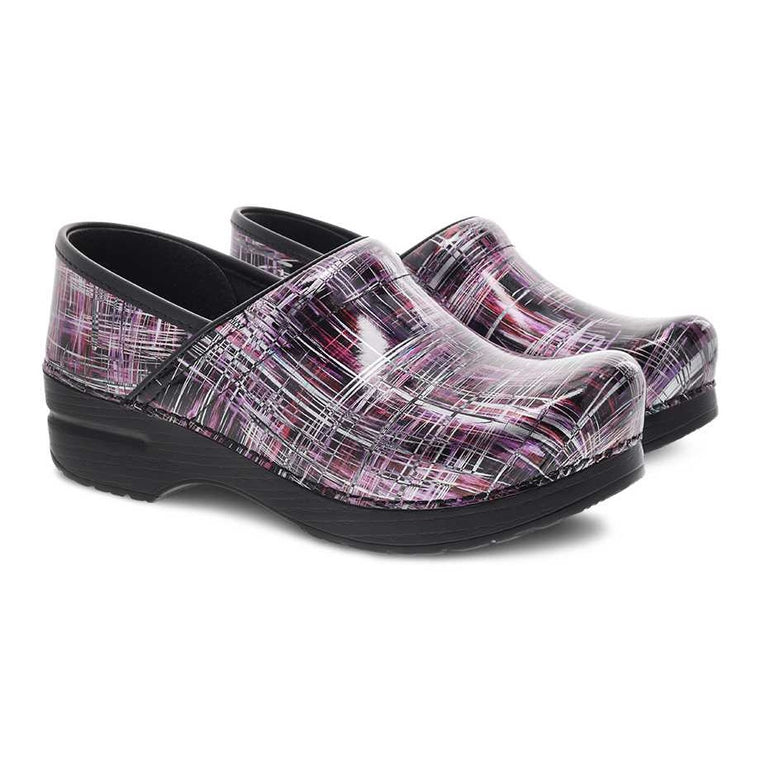 Women's Dansko Professional - Crosshatch Patent