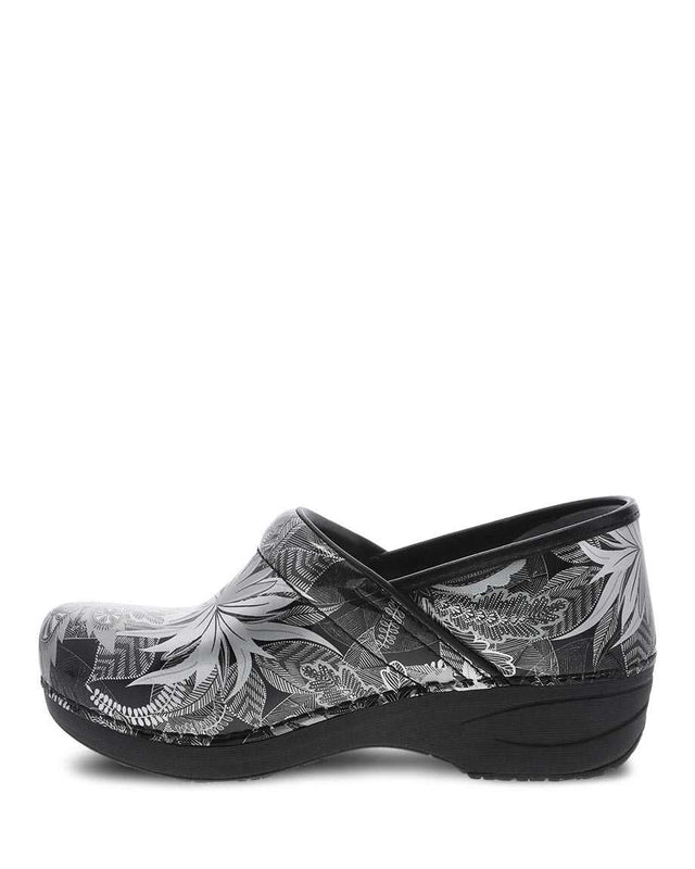 Women's Dansko XP 2.0 Clog - Jungle Metallic Patent