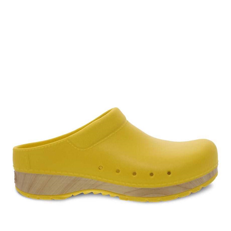 Dansko Women's Kane EVA Clog - Yellow
