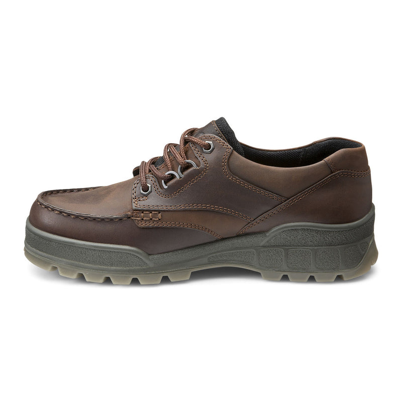 Men's Ecco Track II Low - Bison/Bison