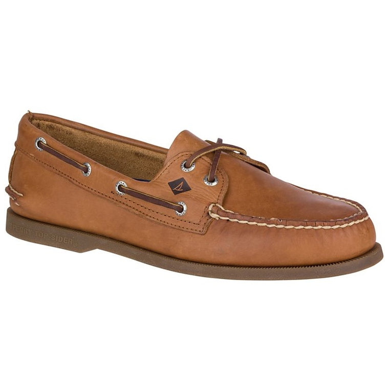 Men's Sperry Authentic Original Leather Boat Shoe - Sahara