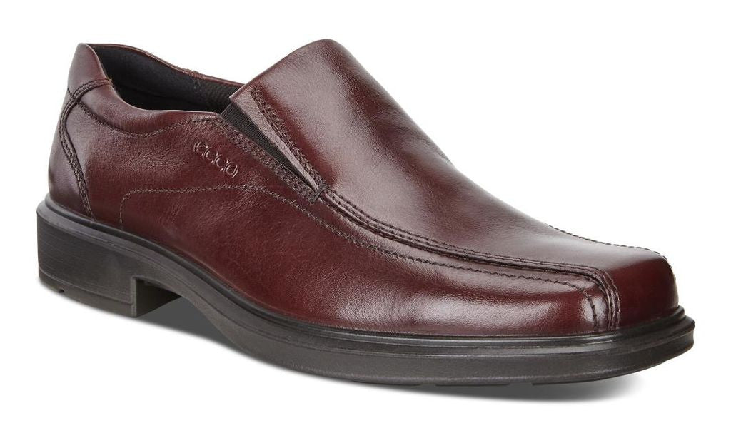 Men's Helsinki Bike Toe Slip On - Rust