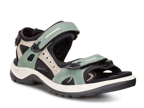 Women's Yucatan Sandal - Frosty Green