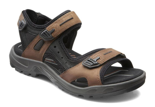 Men's Yucatan Sandal - Bison/Black