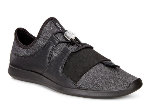 Women's Sense Elastic Toggle - Black/Black