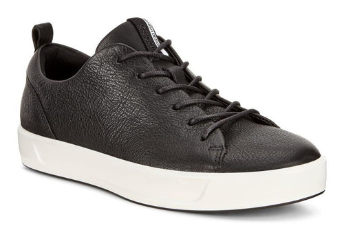 Women's Soft 8 Sneaker - Black