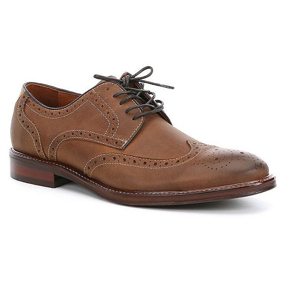 Men's Johnston & Murphy Warner Wingtip - Tan
