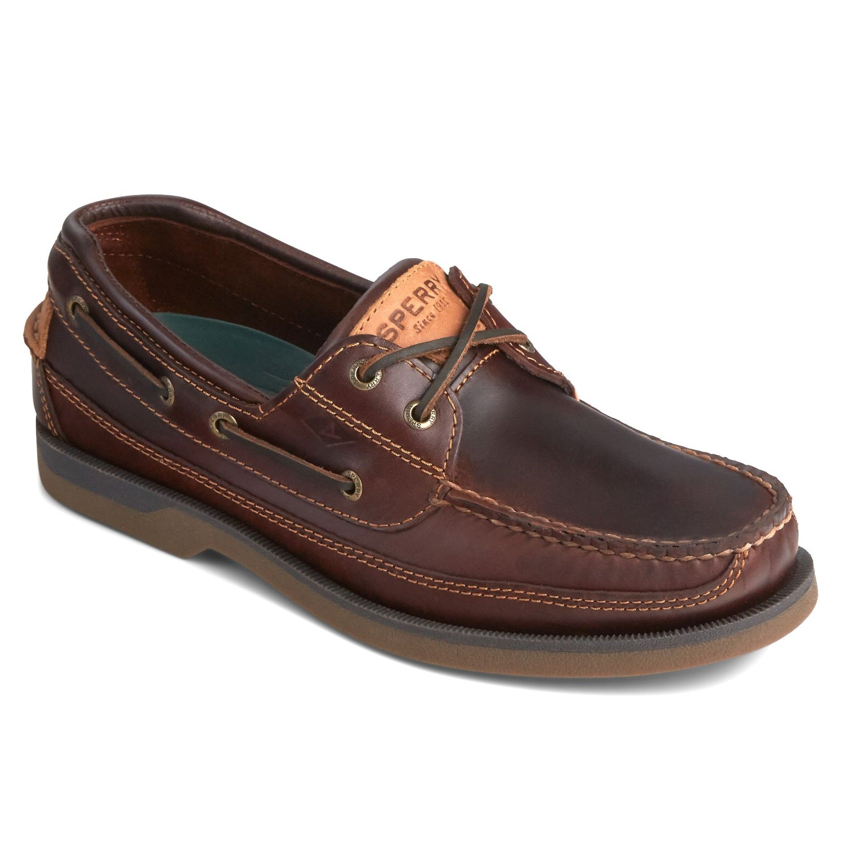 Men's Sperry Mako 2-Eye Canoe Moc Boat Shoe