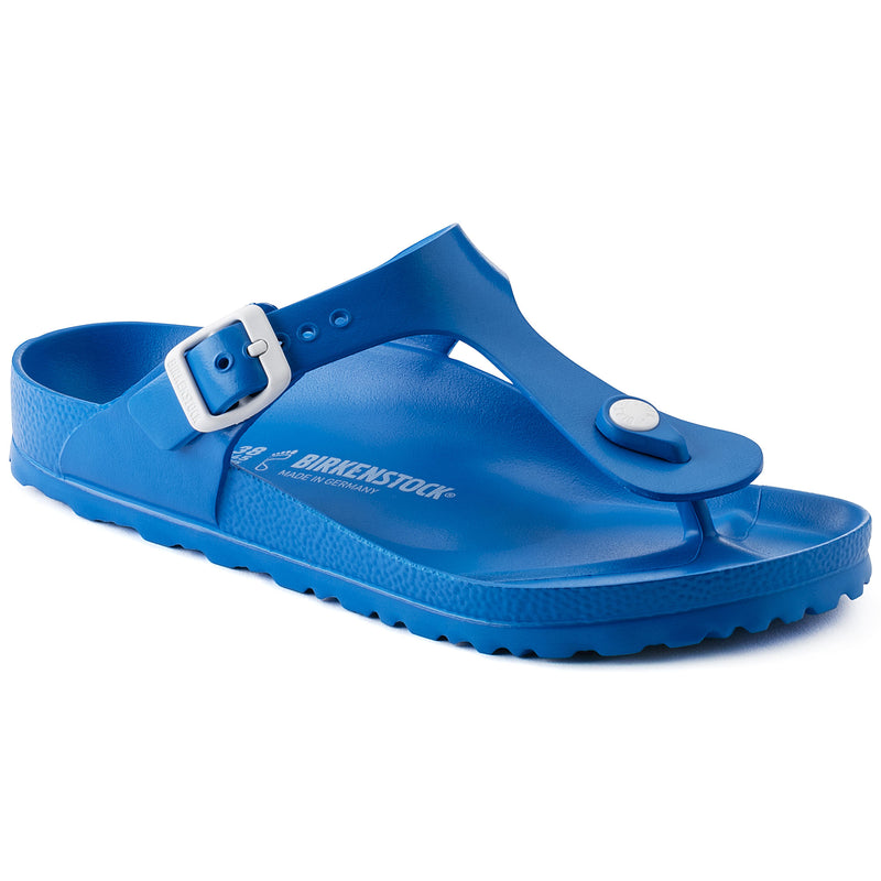 Women's Birkenstock Gizeh Essentials EVA - Scuba Blue