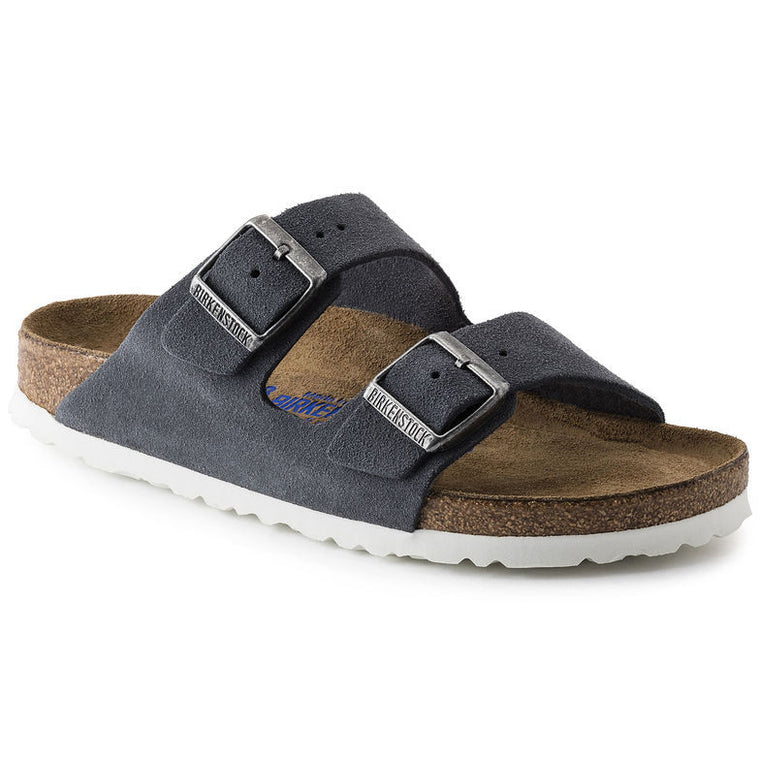 Women's Birkenstock Arizona Soft Footbed Suede Sandal