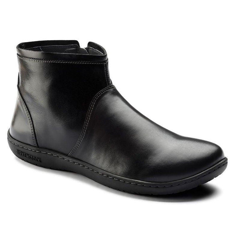 Birkenstock Women's Bennington Boots - Black Leather