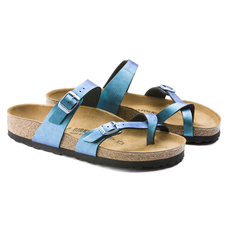 e63284aadfa Women s Birkenstock Mayari - Graceful Gem Blue
