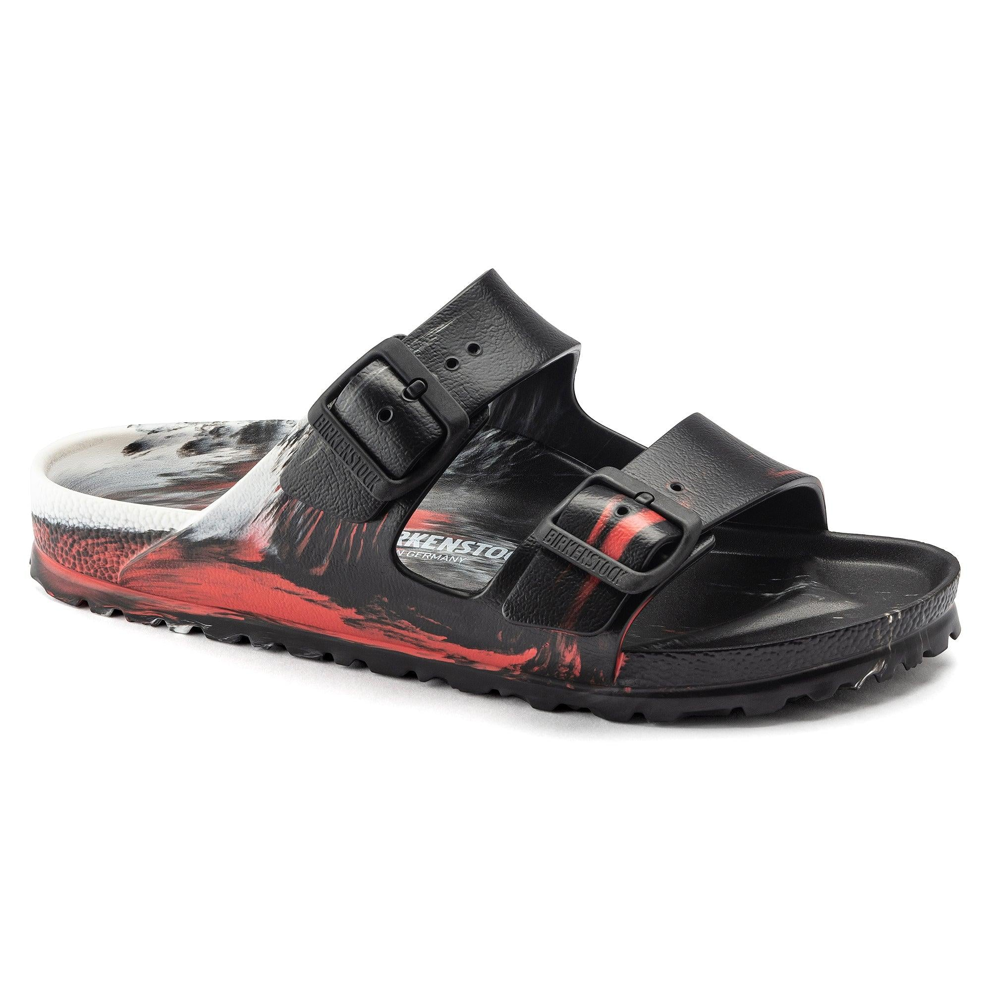 Birkenstock Women's Arizona Essentials EVA Sandals - Multi Black