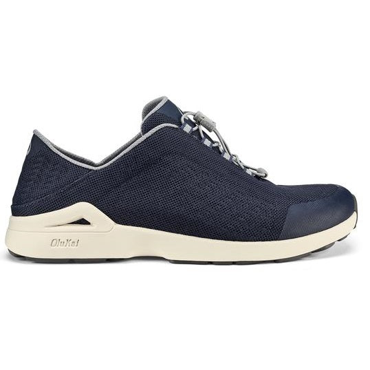 Men's OluKai Inana Athletic Shoes - Trench Blue/Trench Blue