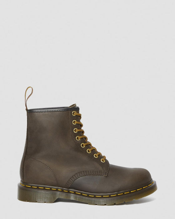 Dr. Martens Men's 1460 Crazy Horse Leather Lace Up Boots - Aztec Crazy Horse