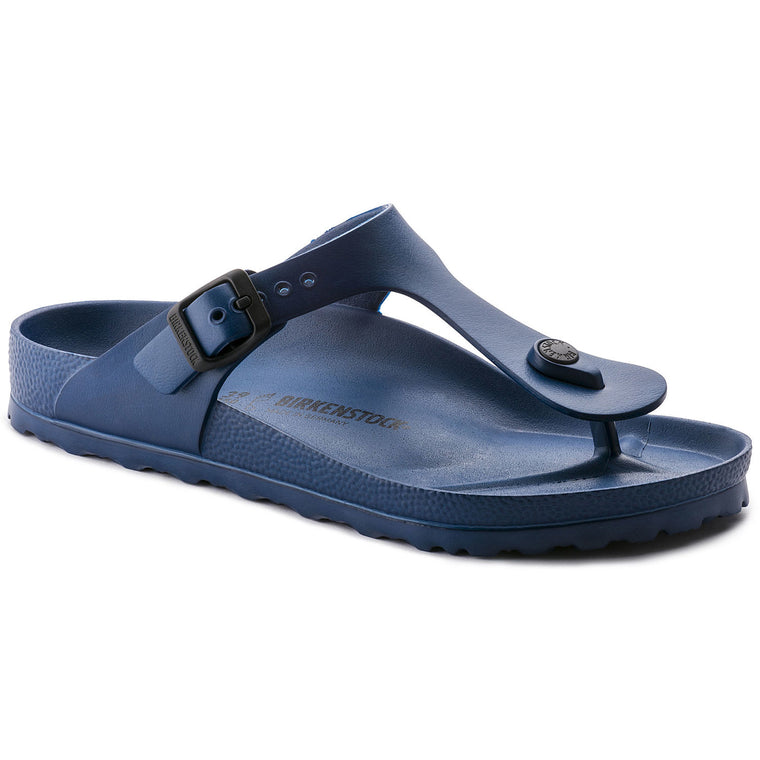 Women's Birkenstock Gizeh Essentials EVA Navy