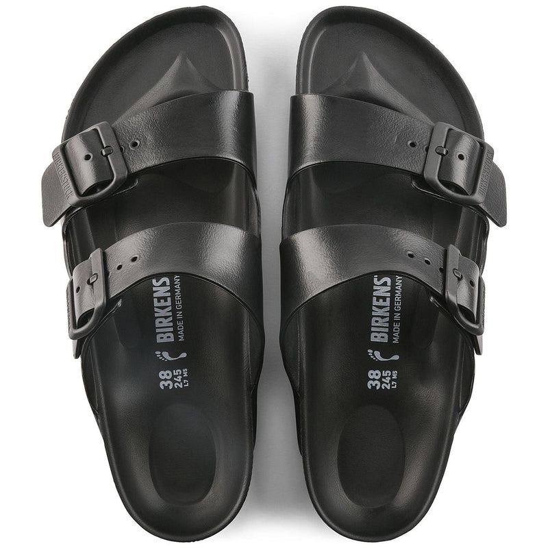 Birkenstock Women's Arizona Essentials EVA Sandals - Black