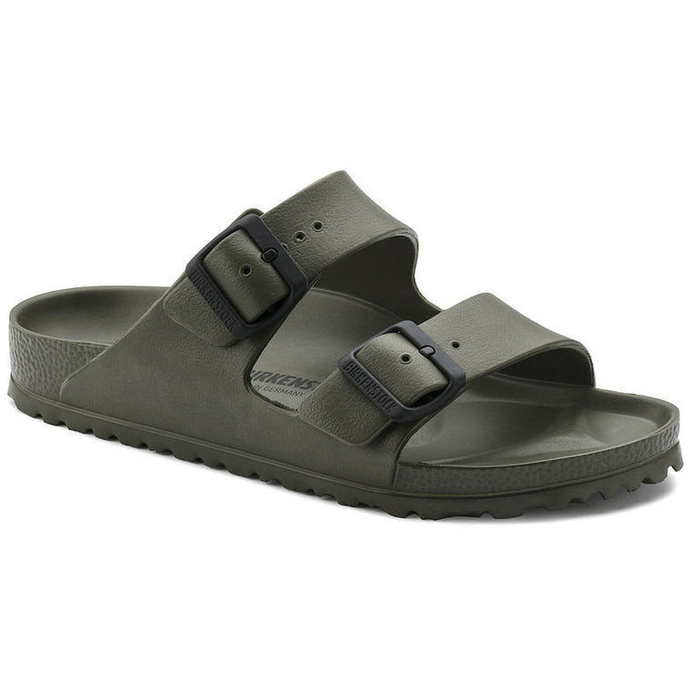 Men's Birkenstock Arizona Essentials EVA Sandals - Khaki