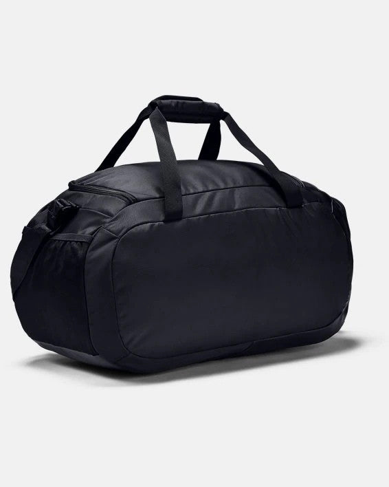 Under Armour UA Undeniable Duffel 4.0 Small Duffle Bag - Black/Silver