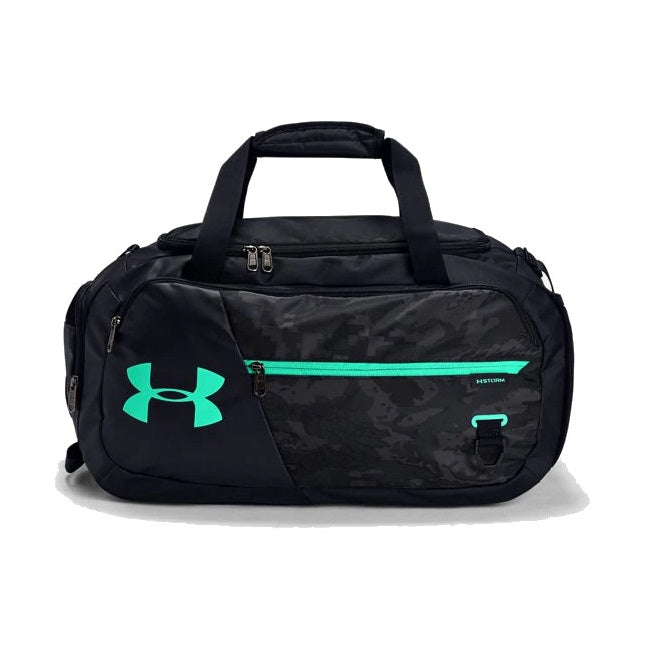 Under Armour UA Undeniable Duffel 4.0 Small Duffle Bag - Baroque Green/Black/Comet Green