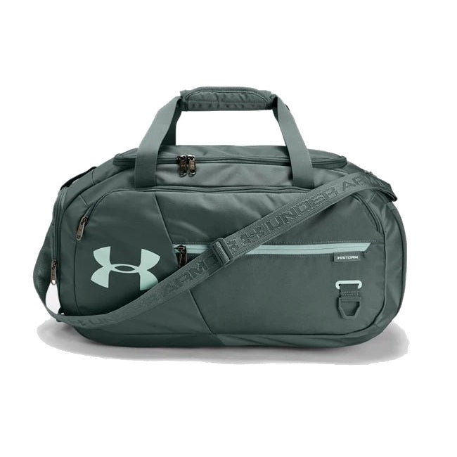Under Armour UA Undeniable Duffel 4.0 Small Duffle Bag - Lichen Blue/Enamel Blue