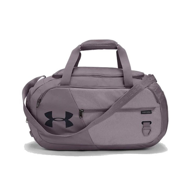 Under Armour UA Undeniable Duffel 4.0 Small Duffle Bag - Slate Purple/Slate Purple Medium Heather/Black