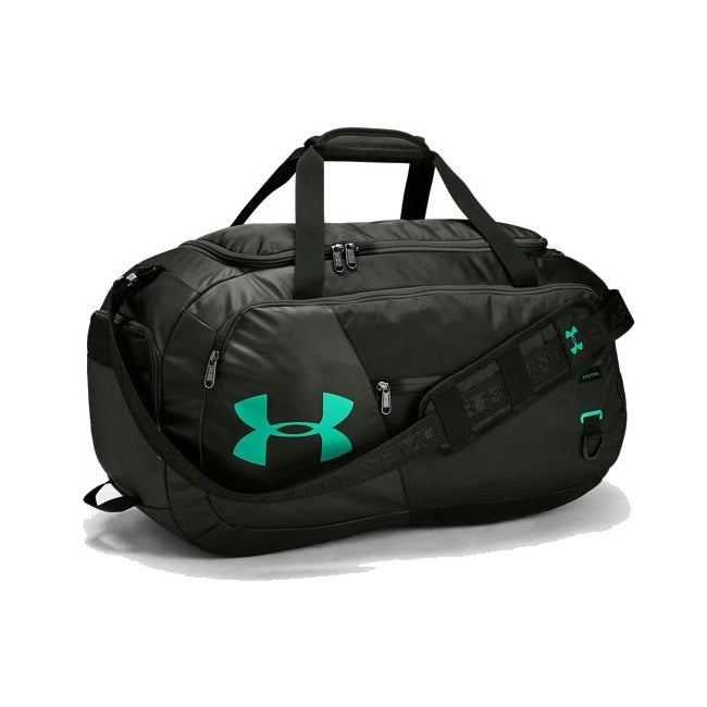 Under Armour UA Undeniable Duffle 4.0 Medium Duffle Bag - Baroque Green/Comet Green