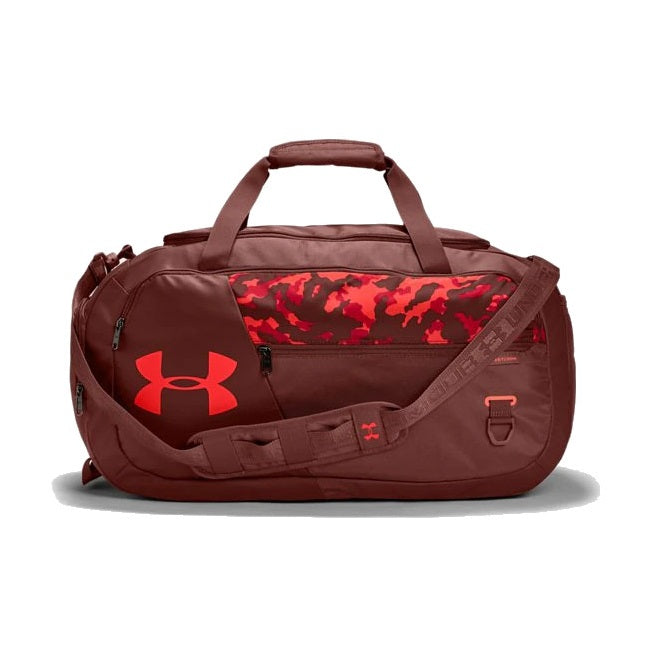Under Armour UA Undeniable Duffle 4.0 Medium Duffle Bag - Cinna Red/Beta