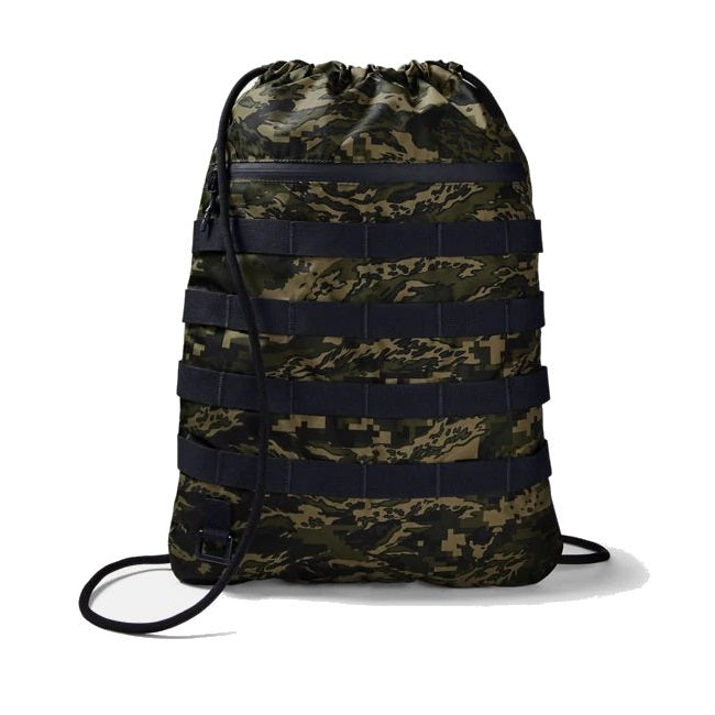 Under Armour UA Sportstyle Sackpack - Artillery Green/Black