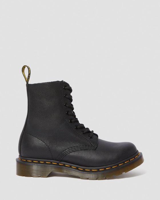 Dr. Martens Women's 1460 Pascal Virgina Leather Boots - Black Virginia