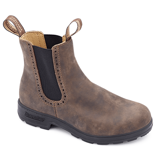 Women's Blundstone Originals Style 1351 Boots - Rustic Brown