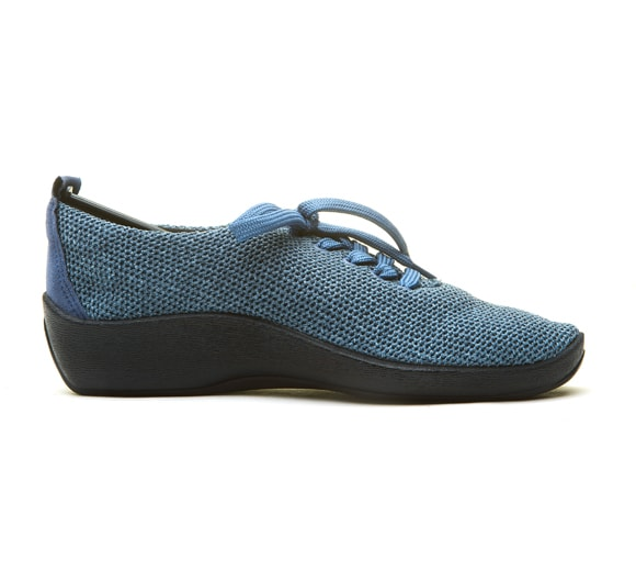 Women's Arcopedico Net 3 Knit Oxford - Indigo
