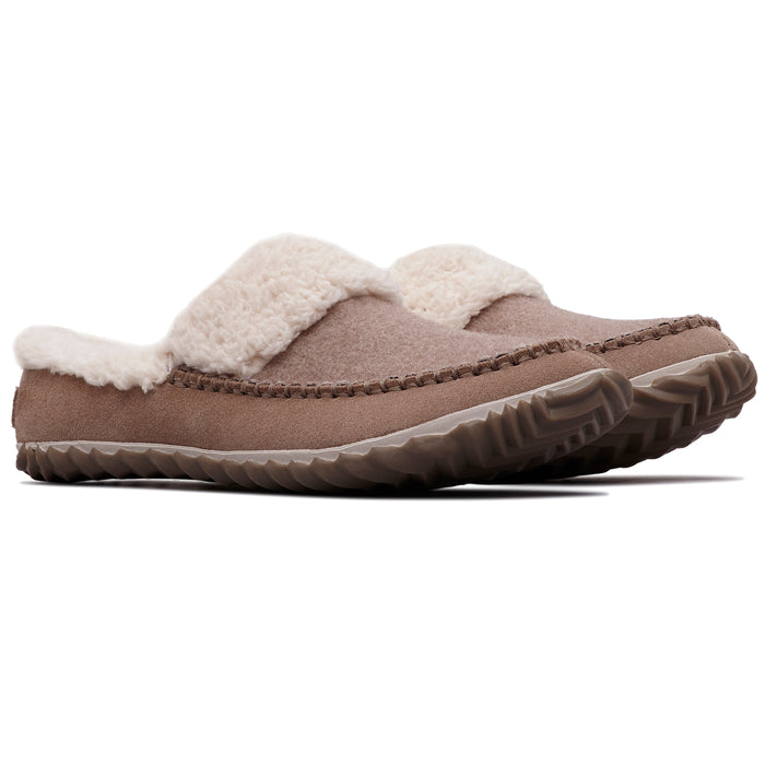 Women's Sorel Out 'N About Slide - Ash Brown/Fawn