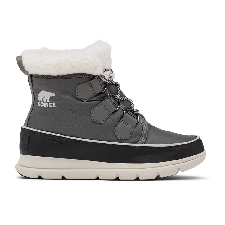 Sorel Women's Explorer Carnival Boot - Quarry
