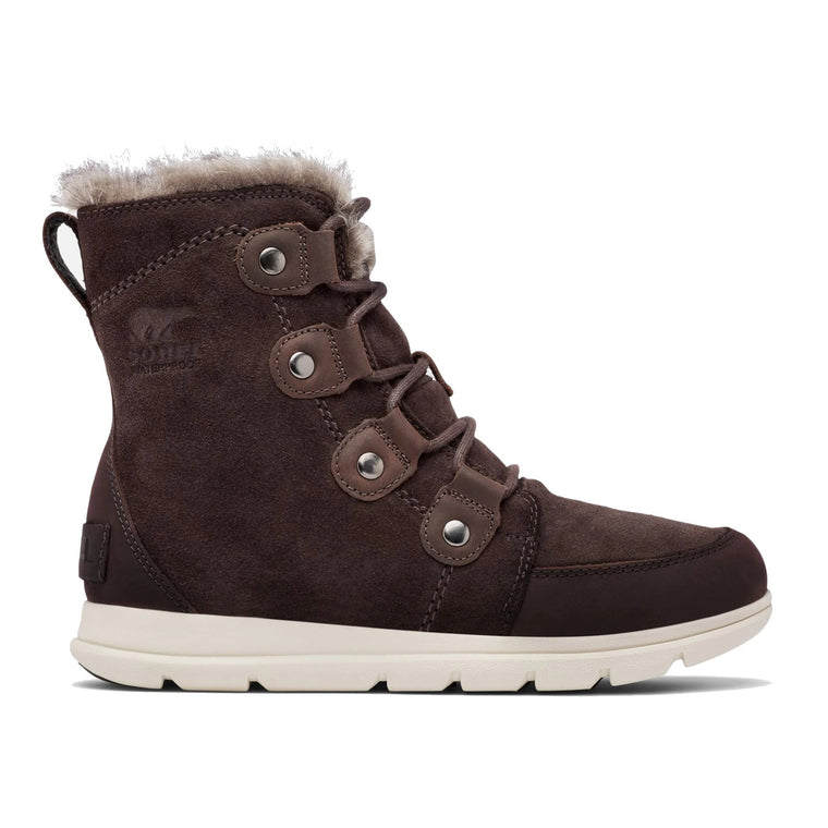 Sorel Women's Explorer Joan Boot - Blackened Brown