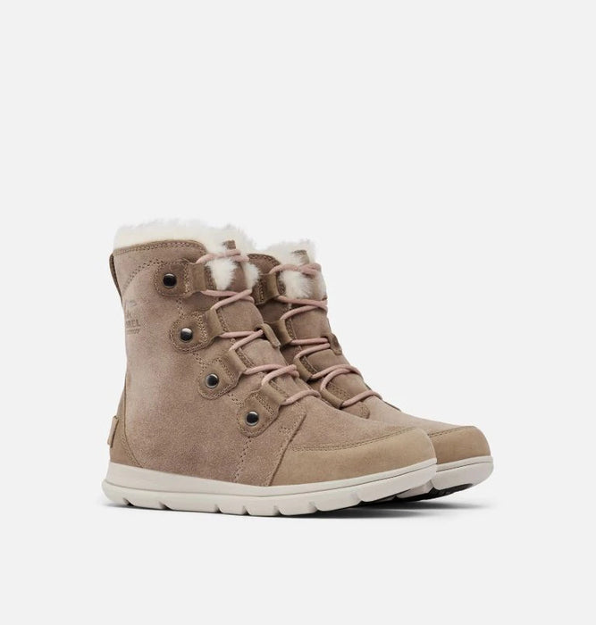 Sorel Women's Explorer Joan Boot - Ash Brown