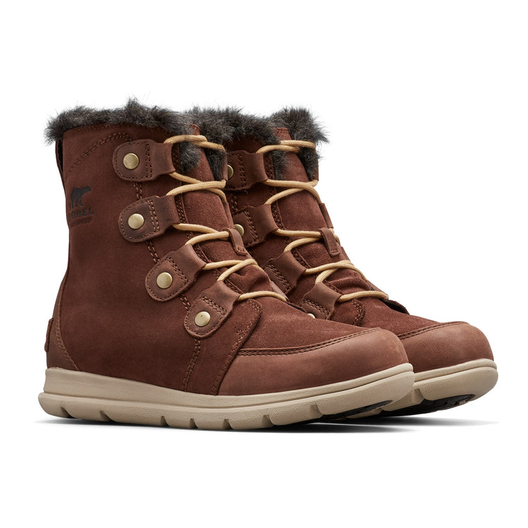 Women's Sorel Explorer Joan Boot - Burro
