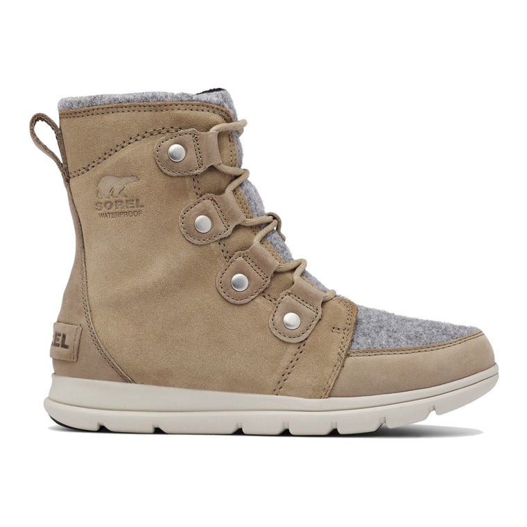 Sorel Women's Explorer Joan Boot - Felt Khaki II