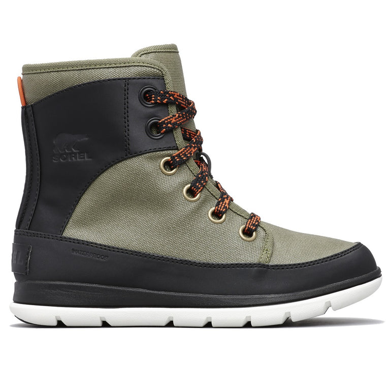 Women's Sorel Explorer 1964 Boots - Hiker Green/Black