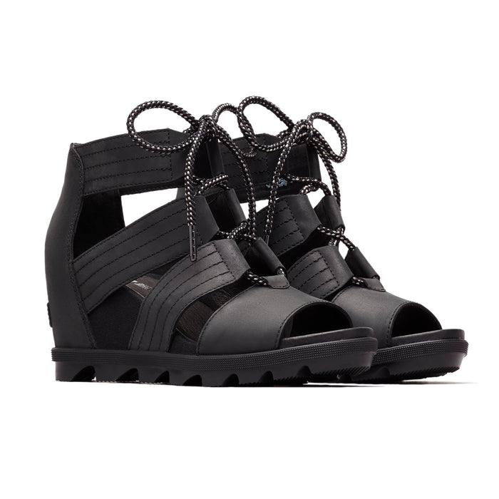 Women's Sorel Joanie II Lace Sandal - Black