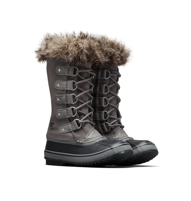 Sorel Women's Joan of Arctic Boot - Quarry/Black