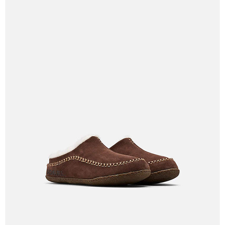 Men's Sorel Falcon Ridge II Slipper - Tobacco