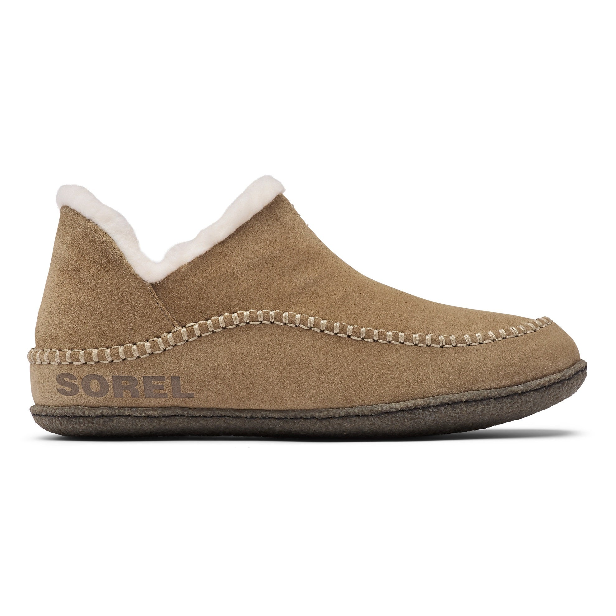 Sorel Men's Manawan II Slipper - Khaki II