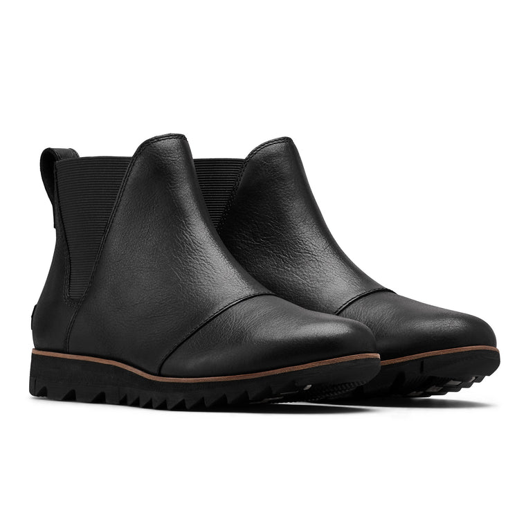 Sorel Women's Harlow Chelsea Boot - Black