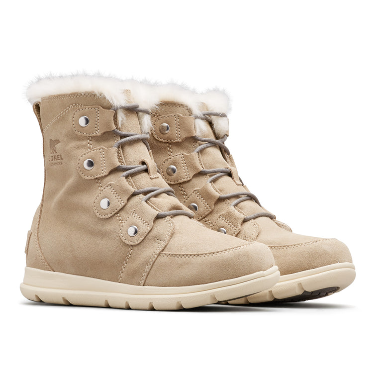Women's Sorel Explorer Joan Boot - Ancient Fossil
